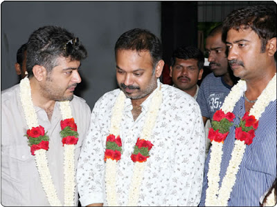 Ajith in Mangatha