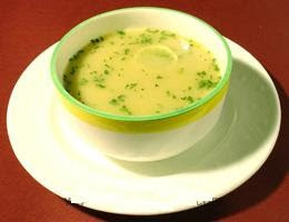 Recipe Lemon and Coriander Soup