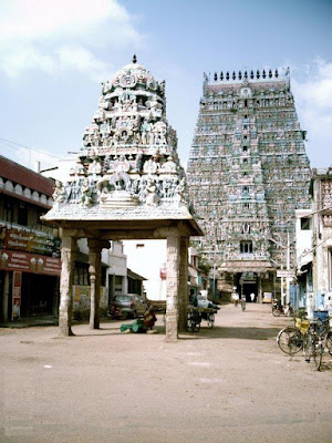 Arulmigu Sarangapani Temple - Kumbakonam