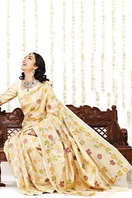 RMKV Bridal Seven Silk Saree designs