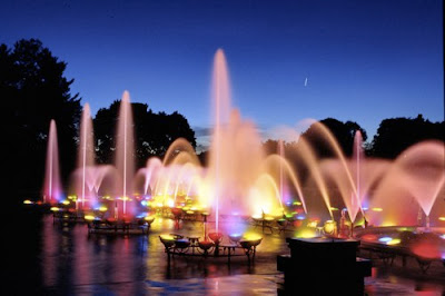 Philadelphia Longwood Gardens