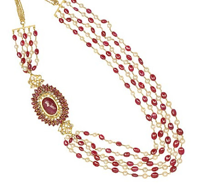 Ruby Necklace latest models