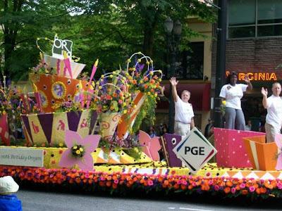 Portland Rose Festival album
