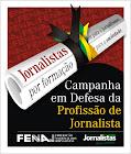 Jornalista, só com diploma!