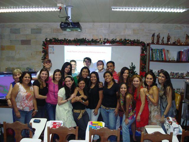 FORMANDOS CEFO 2008