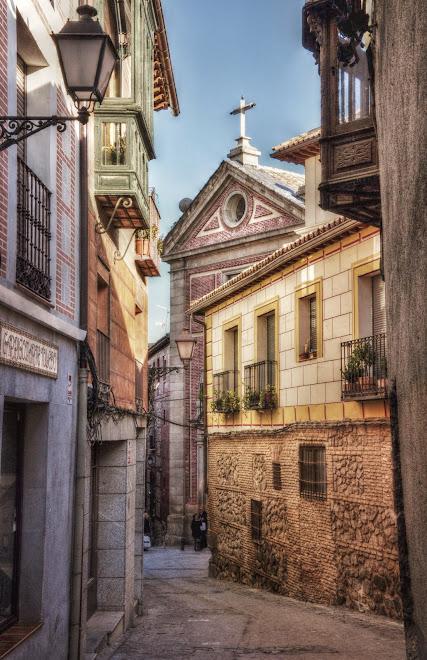 CALLE DE LAS TENDILLAS