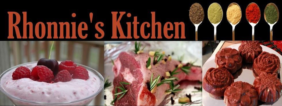 Rhonnie's Kitchen