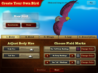 Create your own birds!