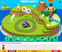 Alien ending. CONRATU-ALIENS!