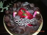Bday cake #1