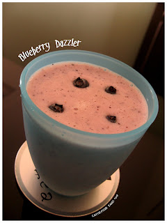 Blueberry Dazzler
