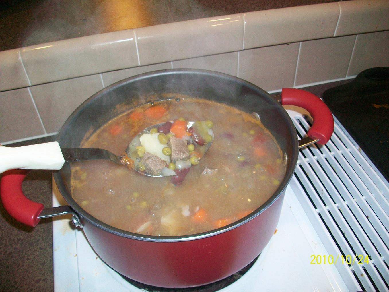 Something different for dinner beef stew for Cook something different for dinner