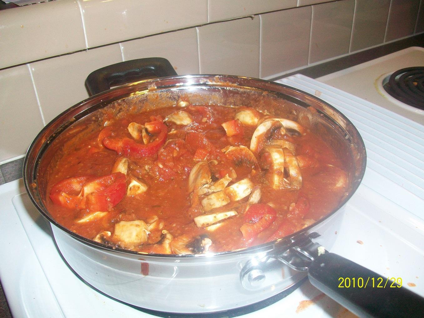 Something different for dinner spaghetti just to pasta time for Looking for something different for dinner