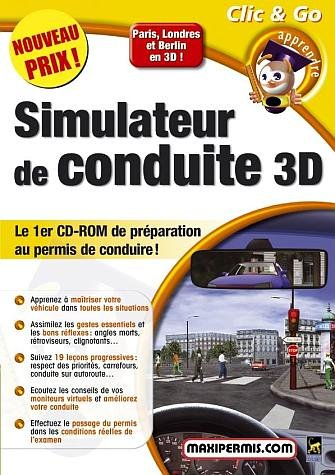 nanard pc test de simulateur de conduite 3d edition 2009. Black Bedroom Furniture Sets. Home Design Ideas