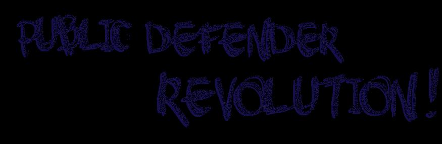 Public Defender Revolution