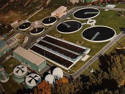 Wastewater Treatment Plant (Palencia, Spain)