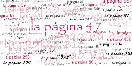 LA PÁGINA 47