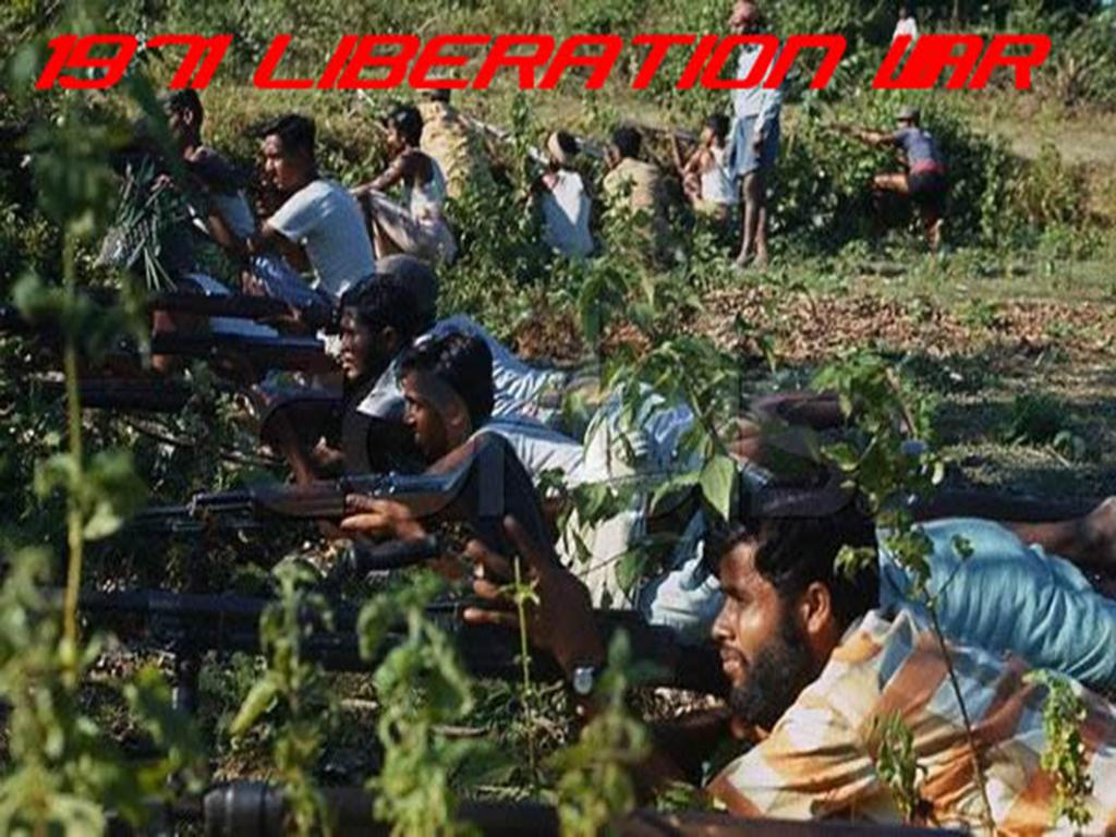 Short essay on liberation war of bangladesh