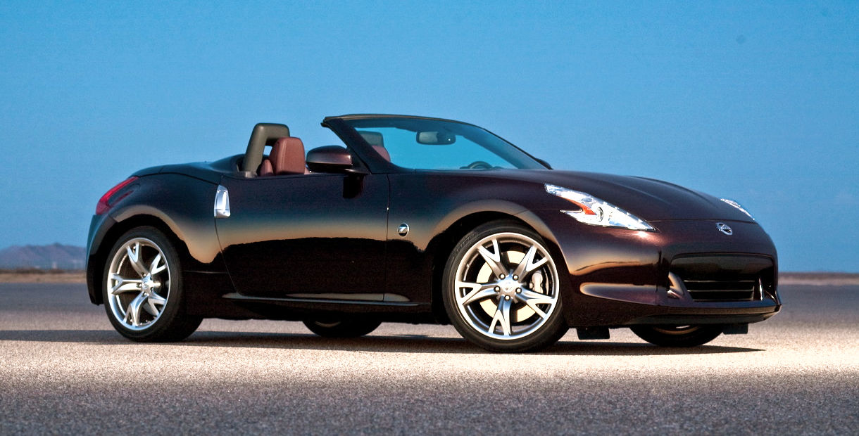 car news and cars gallery 2010 nissan 370z roadster. Black Bedroom Furniture Sets. Home Design Ideas
