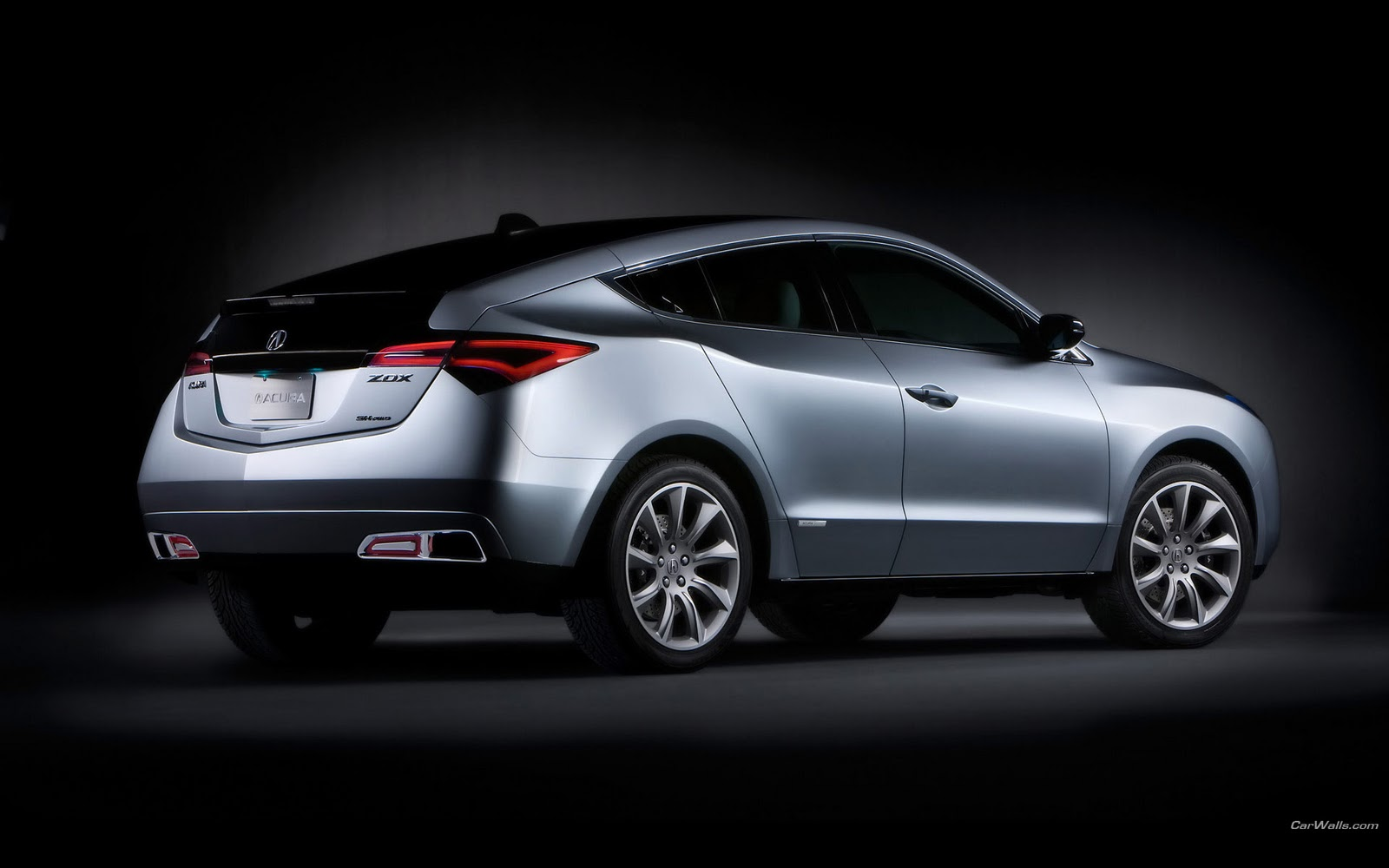 Car News And Cars Gallery: 2009 Acura ZDX Concept