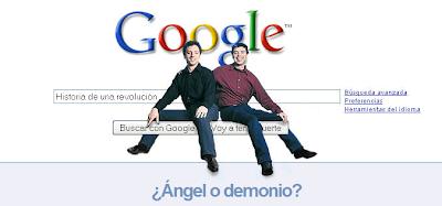 Google, ¿ángel o demonio?