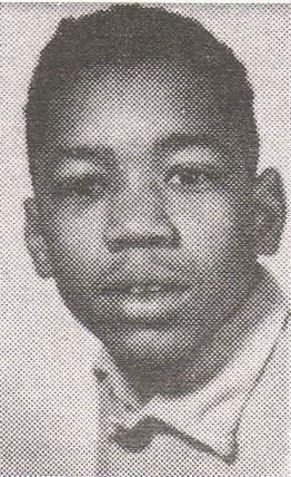 Jimi as a child