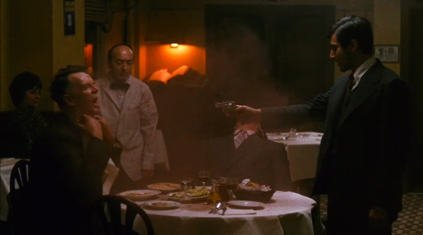 """the godfather 1972 opening scene """"the godfather"""" is told entirely within a closed world the godfather (1972) cast and his use of props like the kitten in the opening scene."""