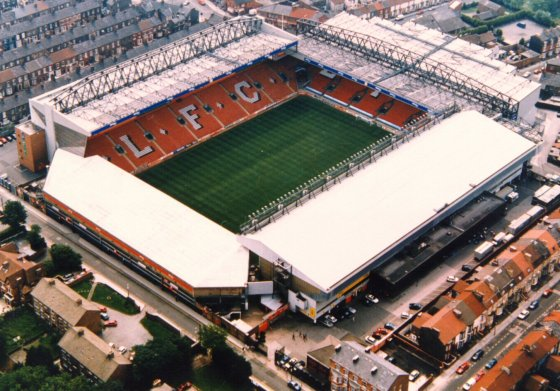 OUR HOME ANFIELD