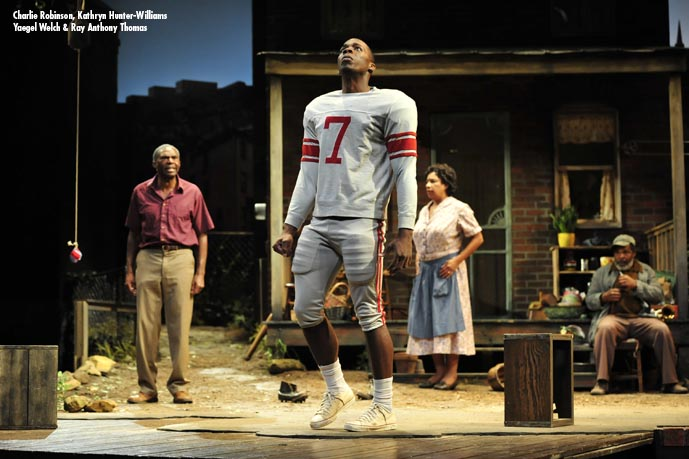Fences Production Photos Playmakers Repertory Company