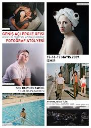 fotoğrafta kişisel dil atölyesi / 15-16-17 mayis / izmir
