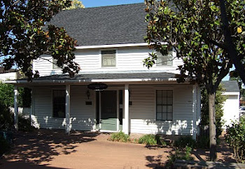 Sonoma Plaza - General Joseph Hooker House