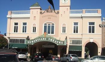 Sonoma Plaza - Sebastiani Theater