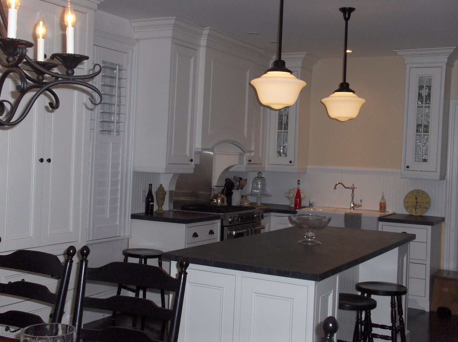 The Excellent Ideas to change white kitchen cabinets Photograph