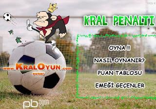 Kral Penaltı Oyunları