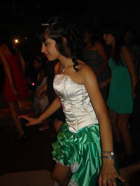 Bailando Fue qe nos pasamos la raya~