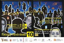 Poesía y Movimiento en el Metro 2010