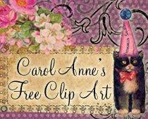 Carol Anne's Free Clip Art