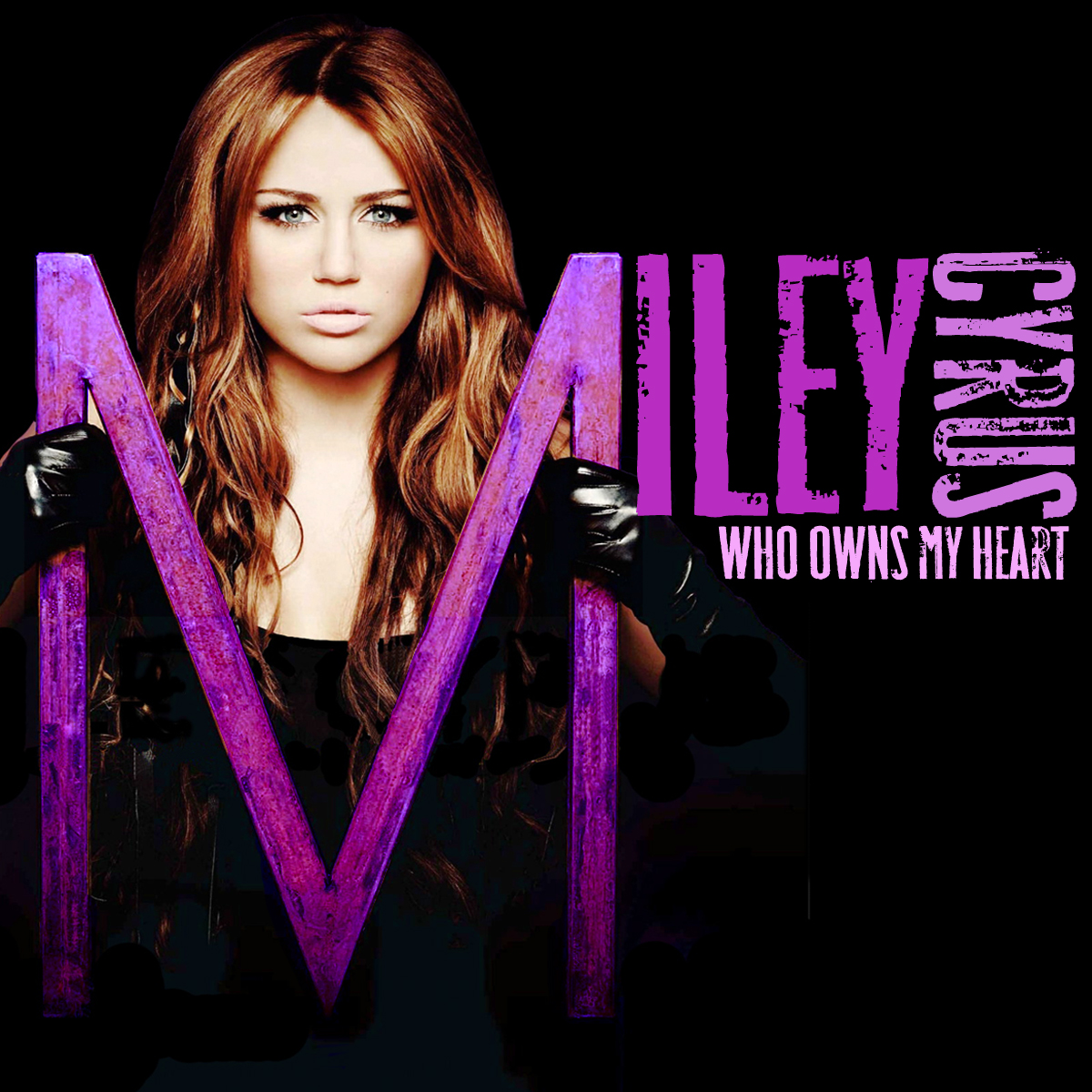 The United States of the Solar System, A.D. 2133 (Book Five) Miley-Cyrus-Who-Owns-My-Heart-FanMade
