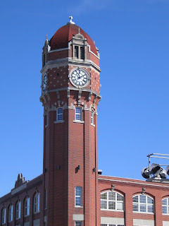 Photo of Chelsea Clocktower by Leslie Surel, 2006. Do not use without permission.