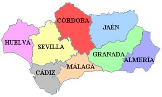 Trabajo sobre Andalucia