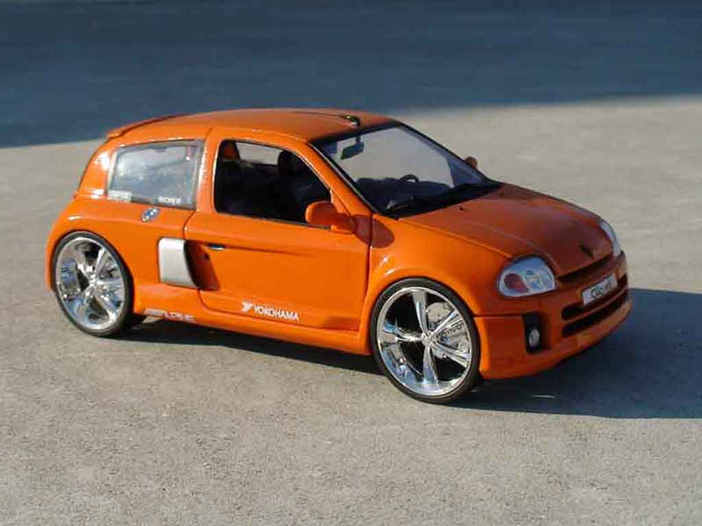 Renault Clio V6 Tuning Тюнинг Авто новости от Tuninger Blog