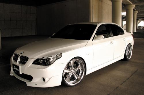 BMW M5 T uning
