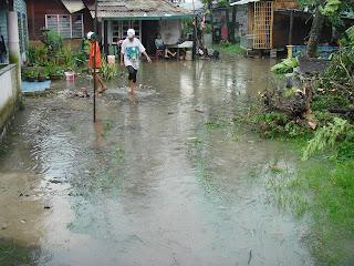Bencana ribut di sungai pinang