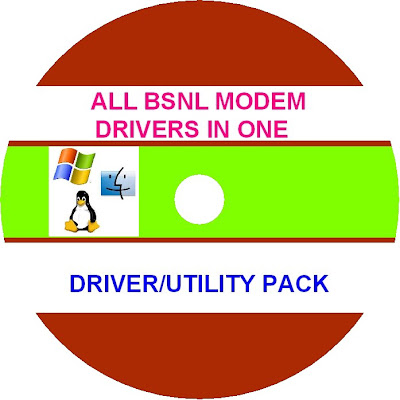 adsl modem bsnl. ALL BSNL MODEM DRIVERS IN ONE