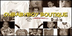 Looking for baby boy apparel?