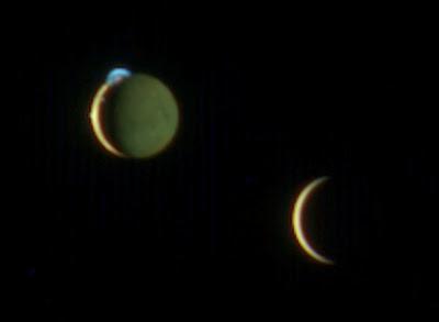 Io and Europa