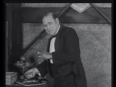 Erwin Connelly in Sherlock Jr