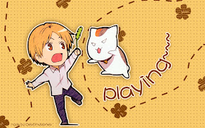 Natsume's Book of Friends Chibi