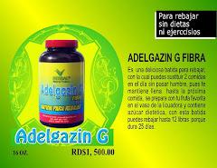 ADELGAZIN G, EL MAS EFECTIVO PARA REBAJAR