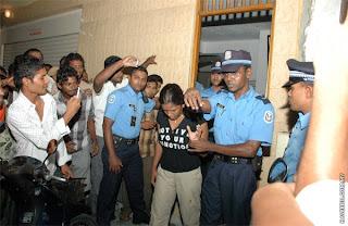 Prostitution maldives